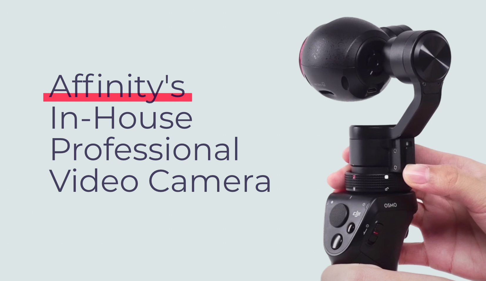 Our in-house videography tool